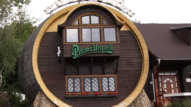 OBŘÍ SUD v Lázních Libverda vznikl už na začátku třicátých let minulého století.