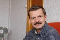 MICHAEL GEORGIEV. Šéftrenér Dukly Liberec.