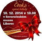 Česko zpívá koledy - Liberecko.