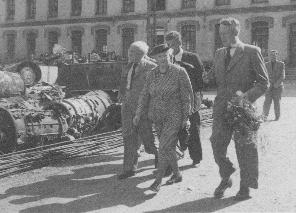 Bílá místa. To je název výstavy, kterou připravila Pojizerská galerie a muzeum v Semilech. Představí některé události z konce druhé světové války na Semilsku, ale především výrobu tajných německých zbraní ve zdejší továrně.
