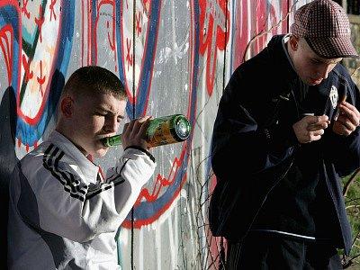 Liberecké děti začínají s drogami brzy.