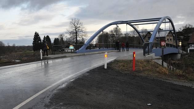 Most - Višňová.