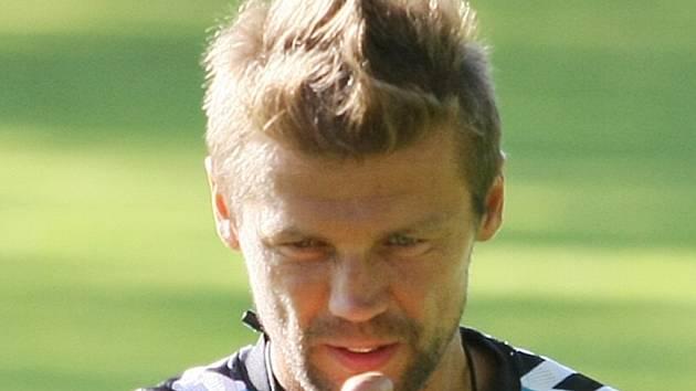 trenér Petr Papoušek