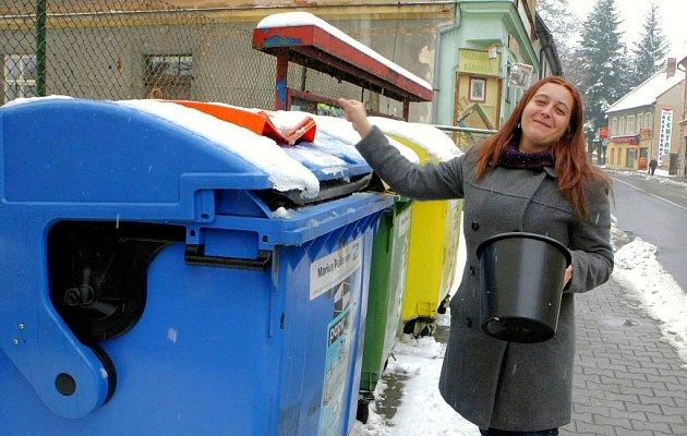 Třídění odpadů. Ilustrační foto