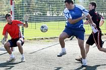 Šotci vs. FC Reichenberg.