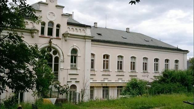 HOSPIC vyroste v budově bývalého dětského domova