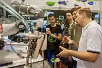 Veletrh pracovních příležitostí a vzdělání Educa Myjob Liberec
