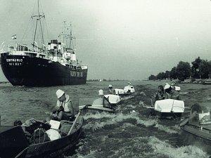 V seriálu Jak jsme žili v Československu tentokrát připomene činnost libereckých vodních skautů i jejich památnou expedici do dunajské delty.