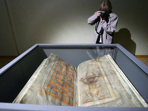 CODEX GIGAS, neboli Ďáblova bible