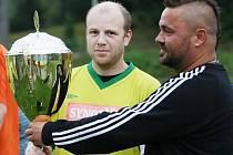 Odnese si Roman Šotola (lídr Liberec ještě žije) pomyslnou trofej z fotbalového zápasu pro kandidáty v komunálních volbách?