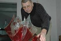 Josef Novotný, sklárna SpiderGlass
