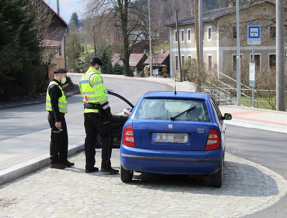 Speed Marathon na silnicích Libereckého kraje.