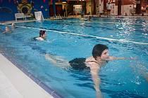 Liberecký bazén. Ilustrační foto.