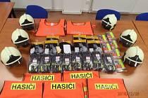 Frýdlantští hasiči získali dotaci na ochranné a technické prostředky.