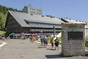 Úpravna vody vBedřichově na Liberecku