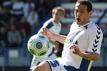 V ligové premiéře proti Kladnu Andrej Kerić Slovanu chyběl, ale zítra ve Vaduzu už se může představit v plné parádě.