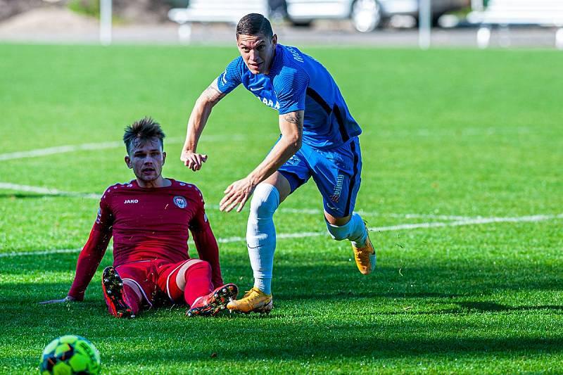 Přípravný zápas: Slovan Liberec - Chrudim 0:0.