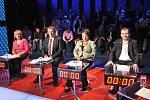 Předvolební debata na České televizi
