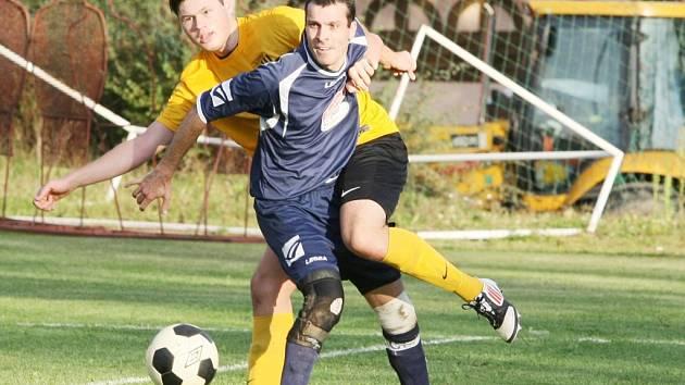 Fotbal. Hejnice B. Ilustrační foto.