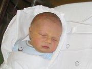 LUKÁŠ HORÁK  Narodil se 8. listopadu v liberecké porodnici mamince Marii Horákové z Liberce. Vážil 3,97 kg a měřil 52 cm.