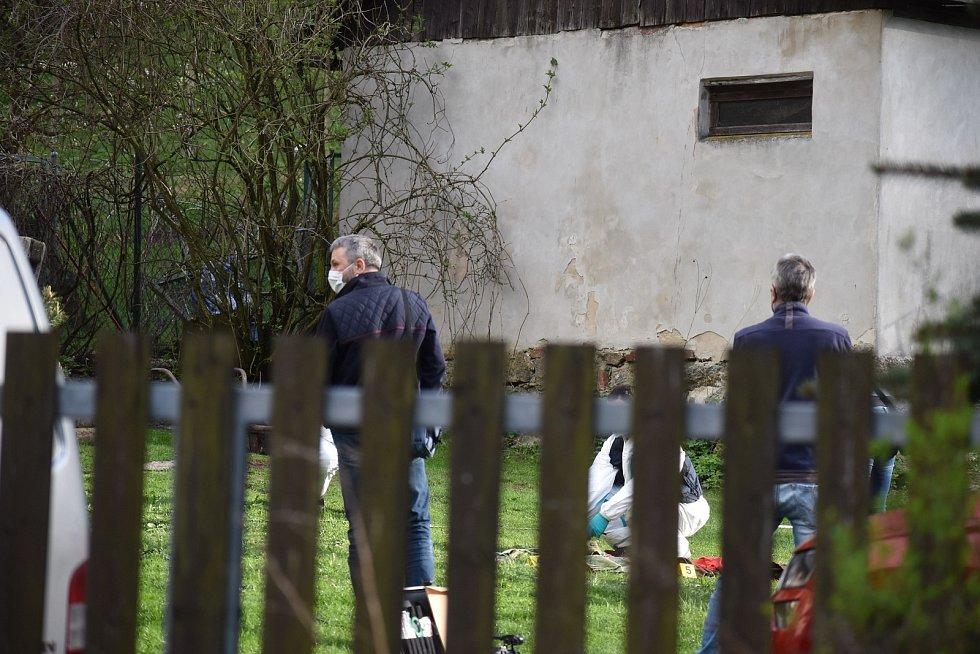 K tragické střelbě došlo v neděli odpoledne na okraji Liberce v ulici Rudolfovská.