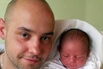 Mamince Simoně Bendové z Liberce se dne 6. května narodil syn Ondřej Benda. Vážil 3,4 kg a měřil 50 cm.