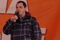 Michal Vereščák, kterého ČSSD vyškrtla z kandidátní listiny