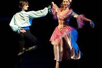 NEBEZPEČNÉ ZNÁMOSTI. Novou baletní inscenaci podle adaptací stejnojmenného románu v dopisech Choderlose de Laclose uvede Divadlo F. X. Šaldy dnes 18. listopadu od 19 hodin.