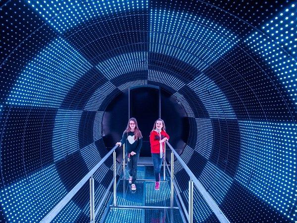 VLiberci se otevřel obří zábavní vědecký park iQLandia.