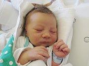 TOMÁŠ SVOBODA Narodil se 7. června v liberecké porodnici mamince Kristýně Krásné z Hrádku nad Nisou. Vážil 3,41 kg a měřil 50 cm.