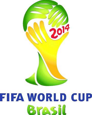 Logo. MS ve fotbale.