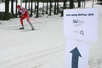 SKI TOUR 2011 zakončila svůj letošní ročník Jarním Epilogem 2011 na 5 km v bedřichovském běžeckém areálu. Závodu se mohli zúčastnit také příchozí běžkaři.
