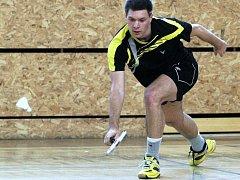 Badminton - Jan Slatinský.