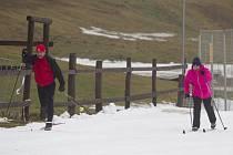 Na Jizerské magistrále není sníh. Jizerská 50 se tedy nepojede.