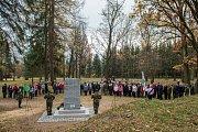 Ve Frýdlantě odhalili pomníky padlým v první světové válce.