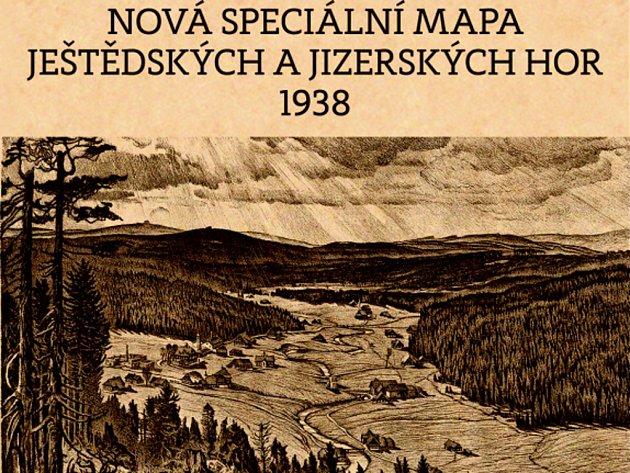 Vychází mapa, kterou nacisté stáhli z tisku.