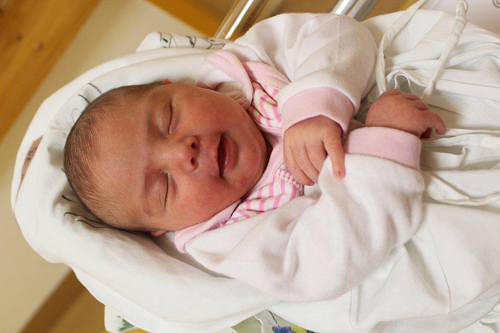 Madlen Halalová. Narodila se 16. ledna v liberecké porodnici mamince Ivaně Foktové z Bílého Kostela nad Nisou. Vážila 3,28 kg a měřila 48 cm.