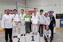 Mládí Sakury judo Liberec
