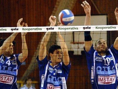 Volejbal Dukla Liberec (Ilustrační fotografie)