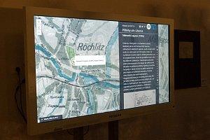 Vernisáž výstavy Mapy Jizerských hor