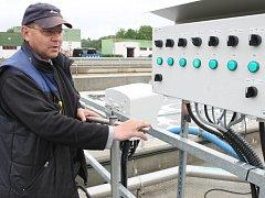Stavební práce na čistírně odpadních vod v Liberci, které začaly v květnu 2006, se podařilo dokončit o tři měsíce dříve oproti plánu.