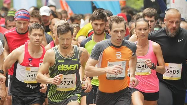 RunTour v Liberci.