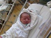 BOHUSLAV SOUČEK Narodil se 15. května v liberecké porodnici mamince Gabriele Sopučkové z Frýdlantu. Vážil 3,94 kg a měřil 52 cm.