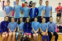 Plavci SPK Liberec byli úspěšní na Mistrovství ČR družstev