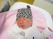 SARAH RABUŠICOVÁ  Narodila se 20. ledna v liberecké porodnici mamince Simoně Rabušicové z Liberce. Vážila 3,42 kg a měřila 49 cm.