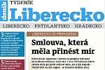 Nové vydání Týdeníku Liberecko.