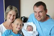 Mamince Zuzaně Jungové z Liberce se dne 1. září v liberecké porodnici narodil syn Filip. Měřil 48 cm a vážil 2,6 kg.