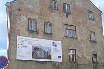 STAVBA centra Vlasty Buriana začala v lednu, hotovo by mělo být v červnu letošního roku.