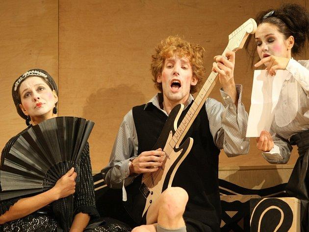Figarova svatba v podání herců Divadla F. X. Šaldy.