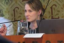 Karolína Hrbková. (Změna pro Liberec)